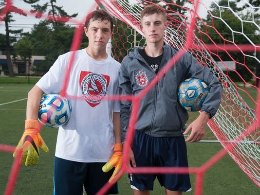 Haddon Township boys' soccer feature