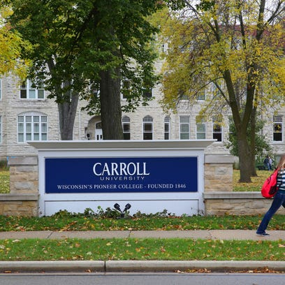 Carroll University narrows search for new president