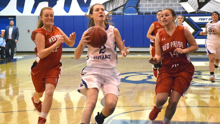 Young Riverheads, Fort girls teams looking toward future