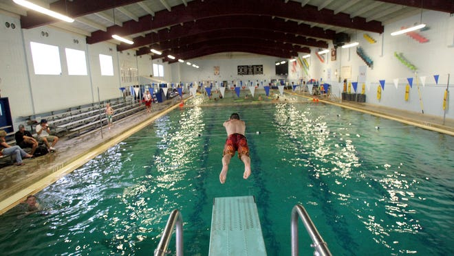 FILE — The South Kitsap School District has hired an architect to design renovations to the South Kitsap School District pool.