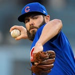 Hunter makes his pitch, helps Phillies land Jake Arrieta