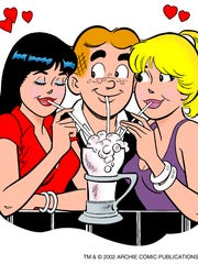 Veronica, Archie and Betty
