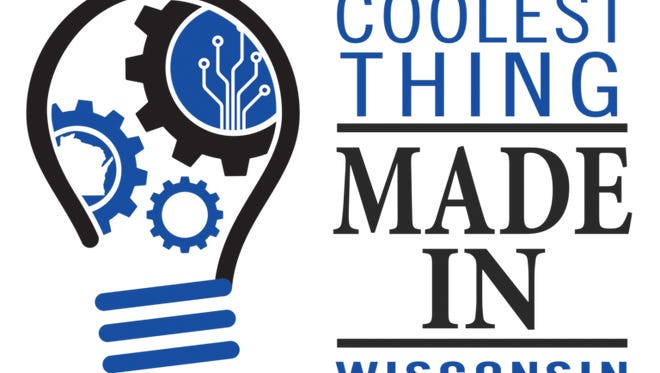 Coolest Thing Made In Wisconsin logo