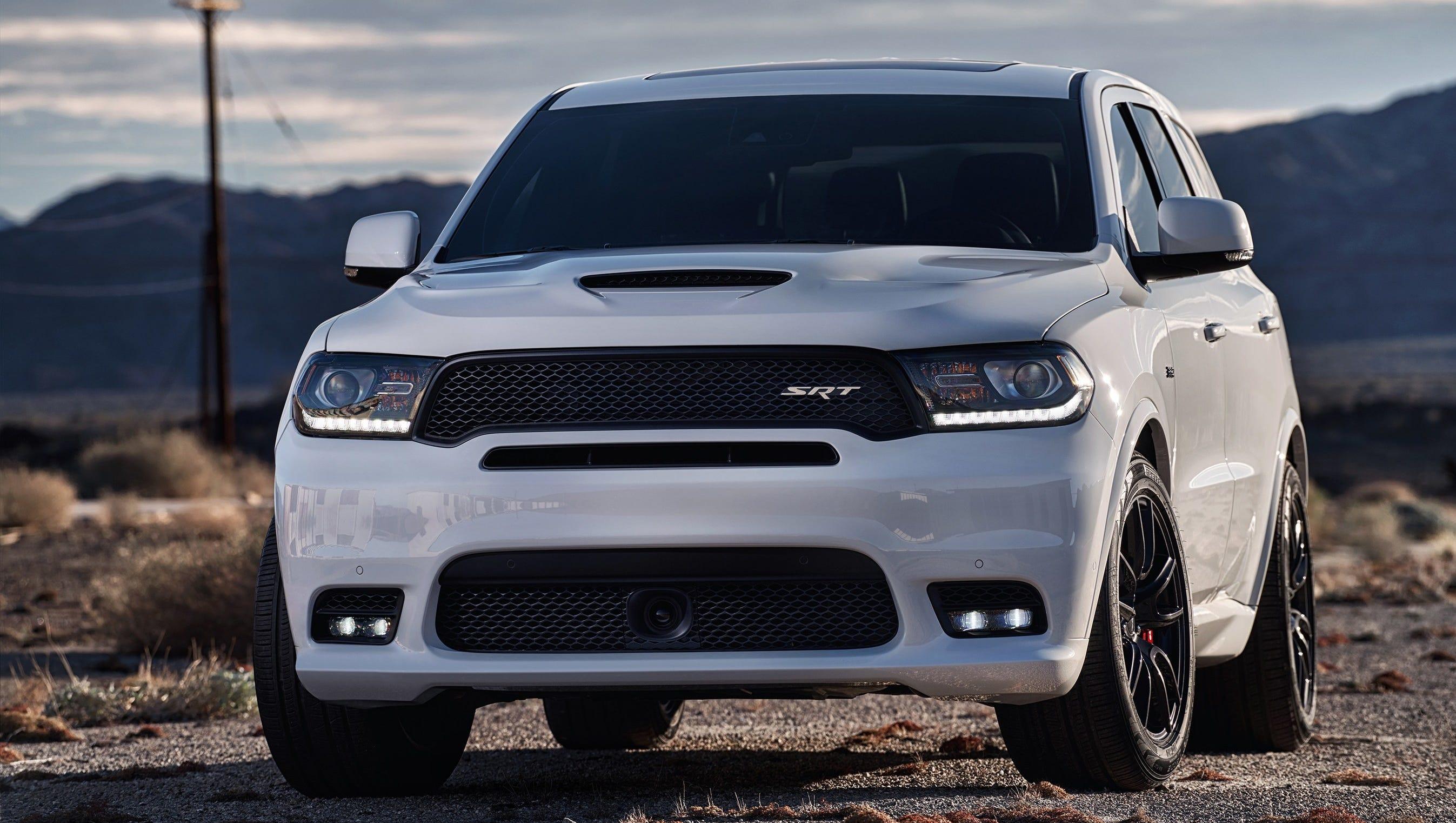 Dodge Puts A Price On America S Fastest Suv