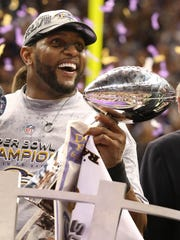 As a two-time champion, Ray Lewis is a significant