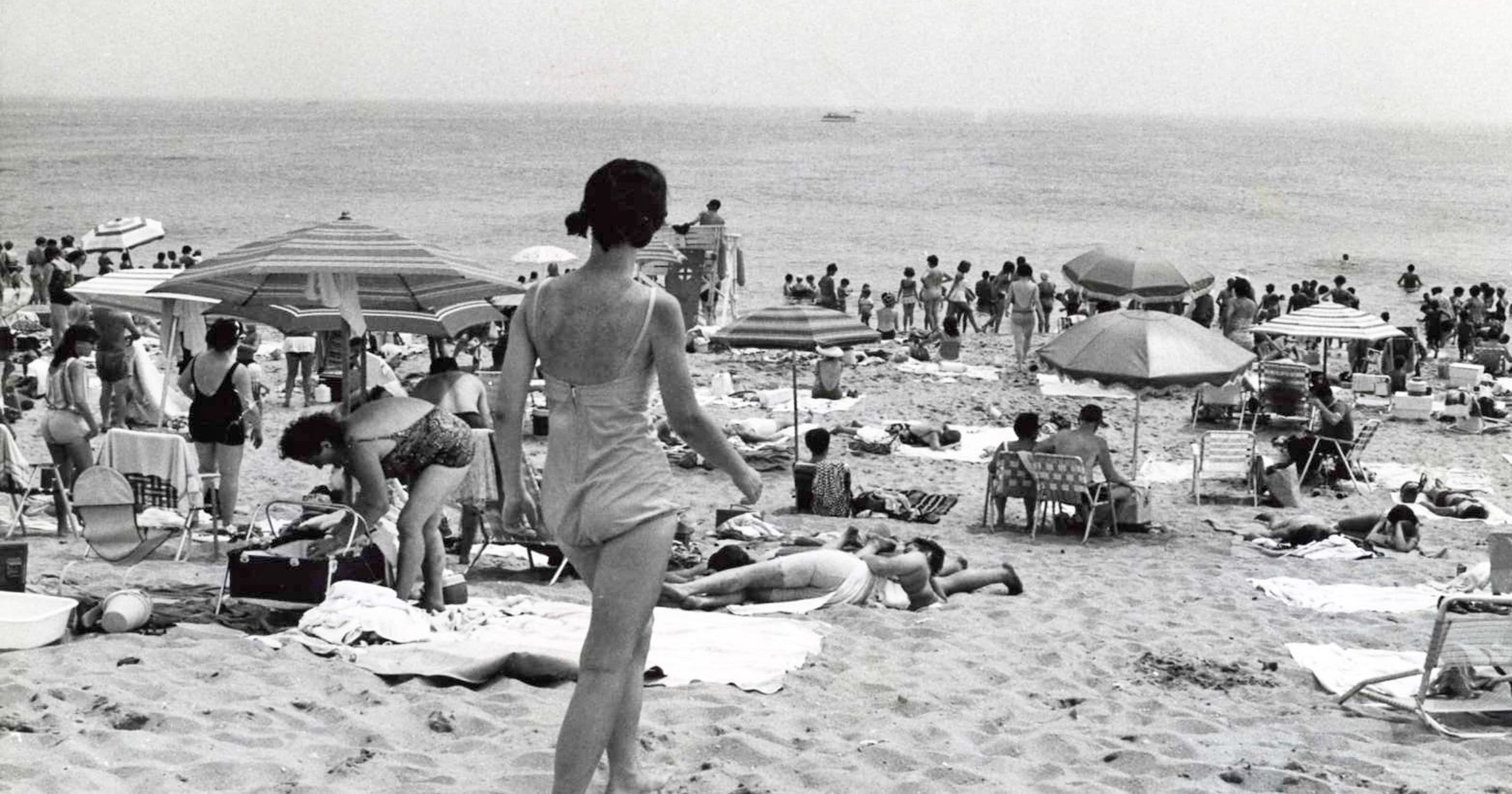 Sandy Hook Nj Beach Of The 1960s Photos
