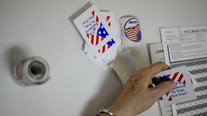 Virginia's voting registration deadline is Oct. 13.
