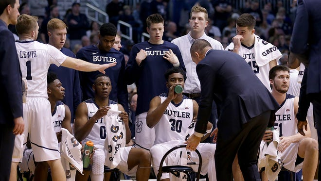 Butler has lost two straight, but still may content for a top-4 seed.