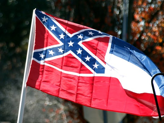 AP CONFEDERATE FLAG MISSISSIPPI A FILE USA MS