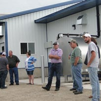 Robotic milking system supplements parlor at Dodger Acres
