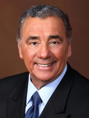 Dr. Harry Haroutunian, a national spokesman for the Betty Ford Center.