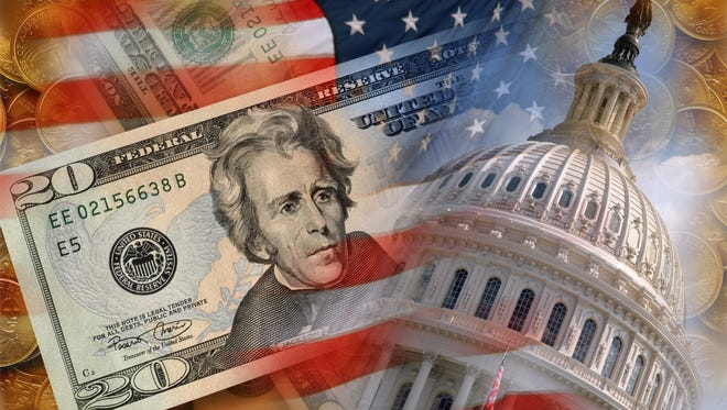 The national debt is set to increase by $10 trillion in 10 years.