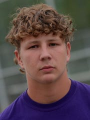 Cameron Purtha, Hagerstown High School football
