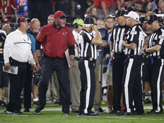 Seahawks vs Cardinals 2016