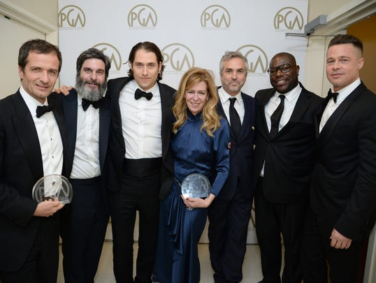 AP The 25th Annual Producers Guild of America (PGA) Awards - In