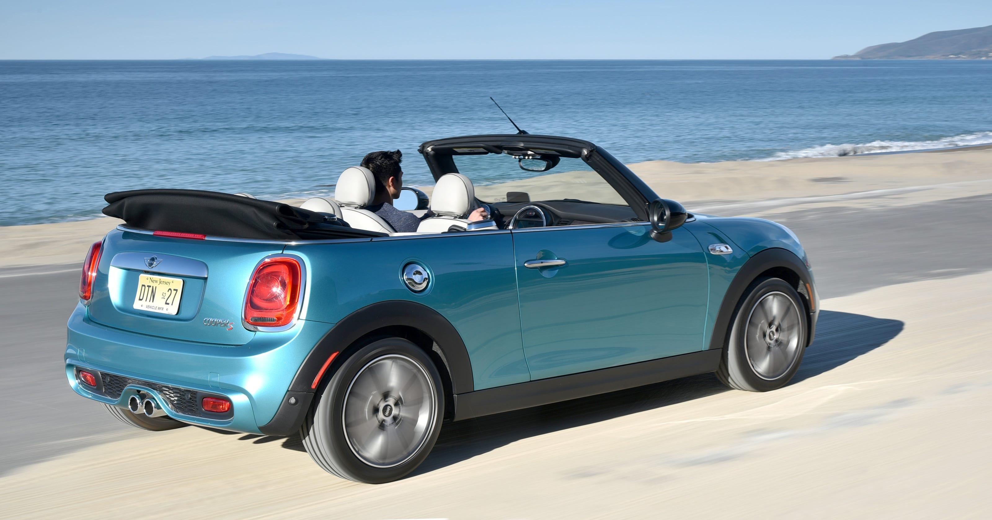 Review: Mini Cooper convertible is pure fun