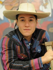 Roberto Vazquez, 19, of Hanford, plays Noe in the