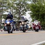 VIDEO: Second Annual Deen/Tate End of Watch Memorial Motorcycle Ride