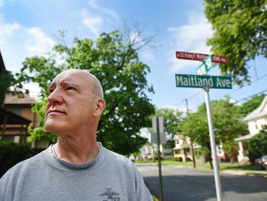 Paul Chepurko, 58, is in the middle of a years-long