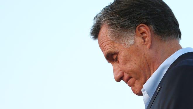 Mitt Romney on June 26, 2018 in Orem, Utah.