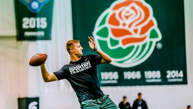 Former MSU quarterback Connor Cook had a storied career at Michigan State. He left as the school's all-time winningest quarterback. But there are questions about what he'll become in the NFL.
