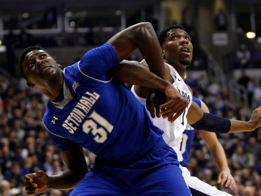 NCAA Basketball: Seton Hall at Xavier