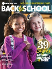 USA TODAY Back To School magazine