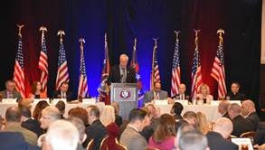 Woodbridge Township Mayor John E. McCormac issued the annual State of the Township address Jan. 30.