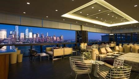 The Terrace at Rooftop at Exchange Place