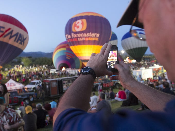 Cave Creek Balloon Festival on May 28: Fun is in the air