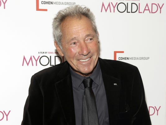 AP SEXUAL HARASSMENT-ISRAEL HOROVITZ A ENT FILE USA NY