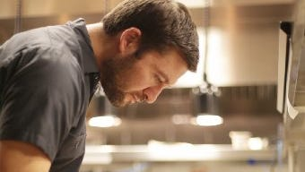 Chef Andy Hollyday of Selden Standard in Detroit is one of four Michigan semifinalists for a 2015 James Beard Foundation award.