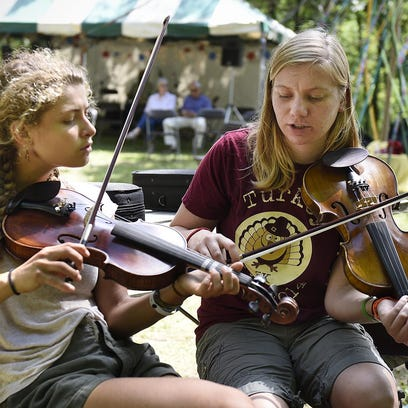 Minnesota Bluegrass and Old-Time Music Festival