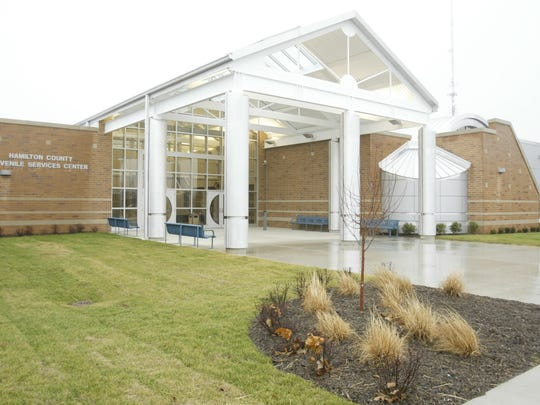 Hamilton County Juvenile Detention Center