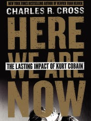 'Here We Are Now' book sleeve