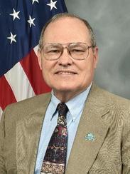 Warren Longley, new associate director of the El Paso