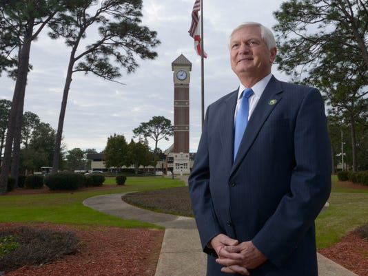 Pensacola State College-Ed Meadows
