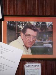 A photo of Earl Boehner, John Boehner's father, still hangs at Andy's Cafe in Carthage.