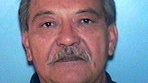 David Gilbert Molina, 64, has been missing for more than 24 hours.
