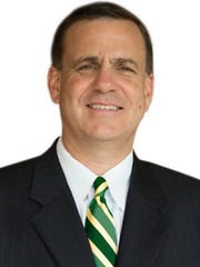 USF Athletic Director Mark Harlan