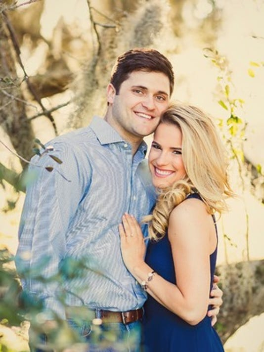 Engagements: Hilary Ellison Tuttle & Dr. Jake Trahan, III