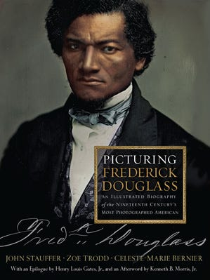 'Picturing Frederick Douglass' is a book that does just that - providing 160 photos of the escaped -slave-turned-abolitionist in the 1800s.