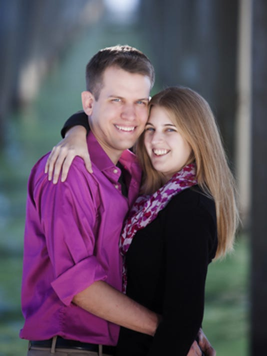 Engagements: Amber Burns & Tyler Thomas