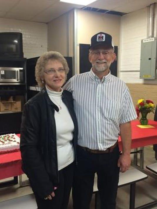 Anniversaries: David Morris & Carol Morris