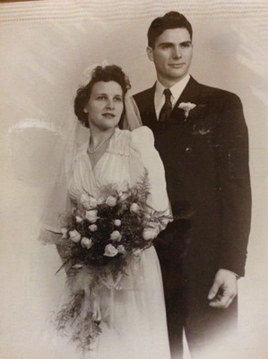 Anniversaries: Marie Harbison & Margaret Sauter