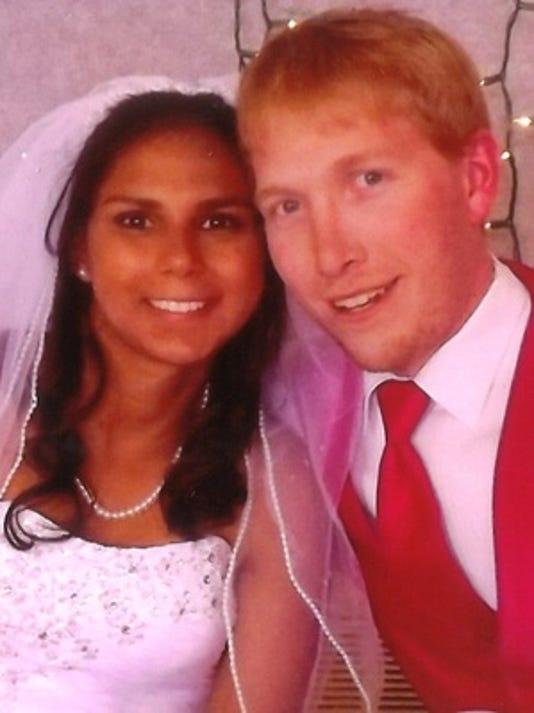 Weddings: Amanda Dedmon & Kyle Flood