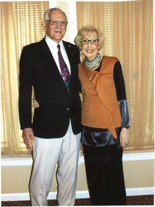 Anniversaries: Merl Duba & Maxine Duba