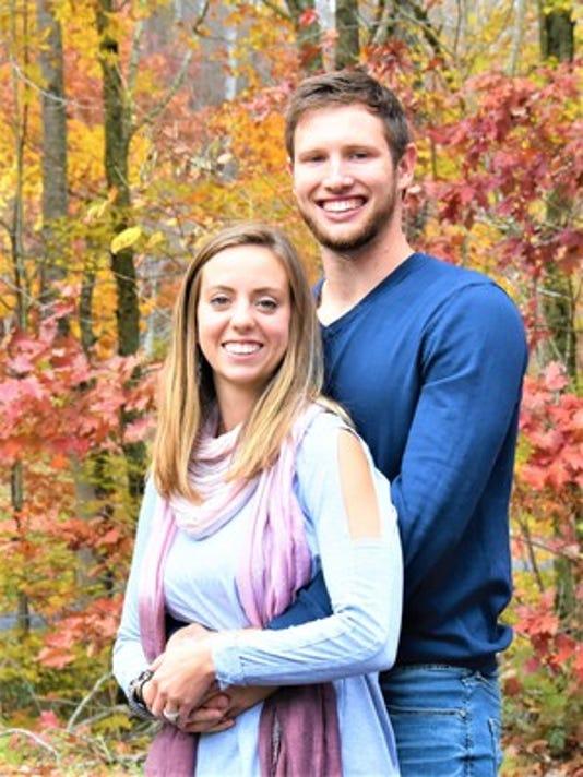 Engagements: Gabrielle McDaniel & Justin Taylor