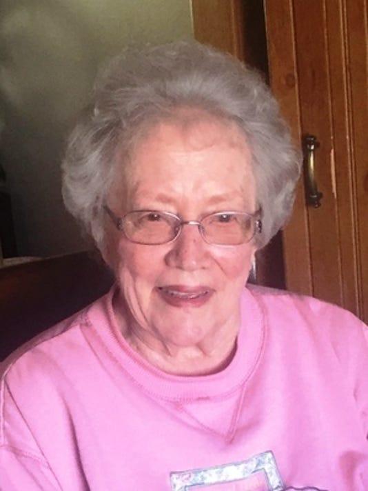 Birthdays: Rosemary Moser