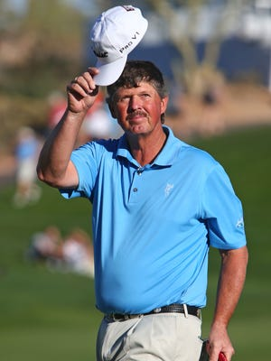 Jay Don Blake placed second at the 2013 Principal Charity Classic.